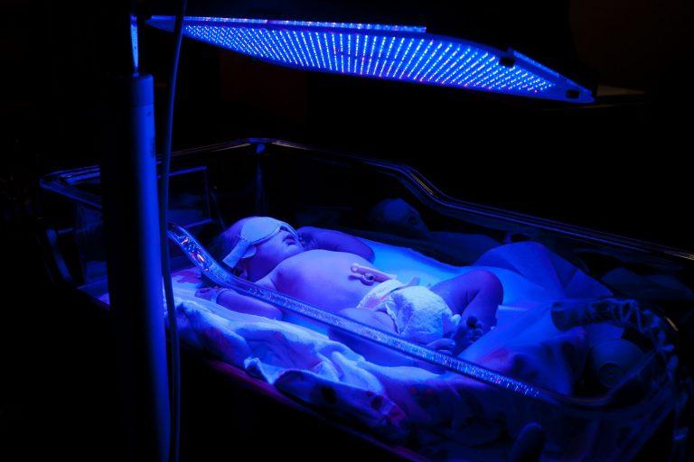 Lampy do fototerapii noworodków